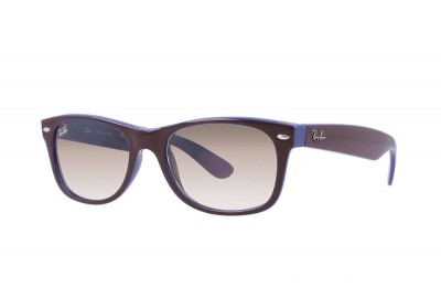 Ray-Ban NEW WAYFARER COLOR MIX - RB2132-874-51-55-18 - Ray Ban Black Friday Deal