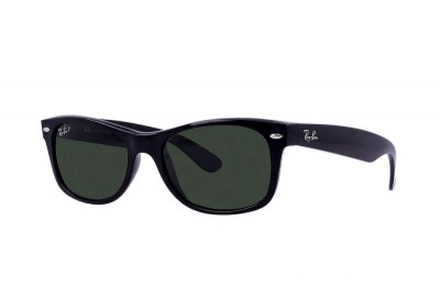 Ray-Ban NEW WAYFARER CLASSIC - RB2132-901-58-52-18 - Ray Ban Black Friday Deal