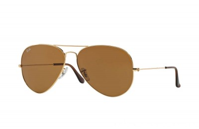 Ray-Ban AVIATOR CLASSIC - RB3025-001-33-55-14 - Ray Ban Black Friday Deal