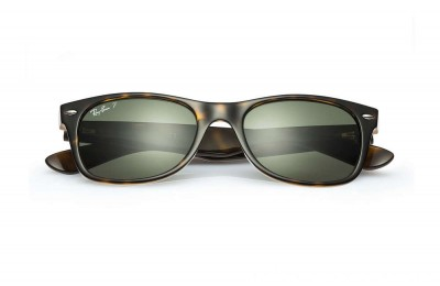 Ray-Ban NEW WAYFARER CLASSIC - RB2132-902-58-52-18 - Ray Ban Black Friday Deal
