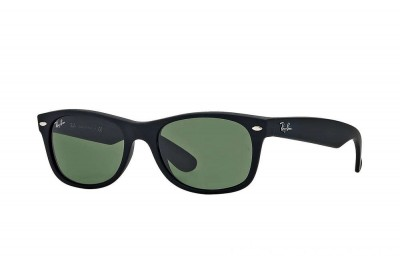 Ray-Ban NEW WAYFARER CLASSIC - RB2132-622-55-18 - Ray Ban Black Friday Deal