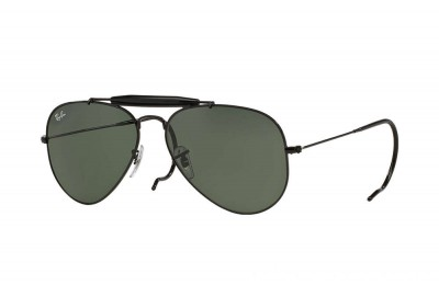 Ray-Ban AVIATOR OUTDOORSMAN - RB3030-L9500-58-14 - Ray Ban Black Friday Deal
