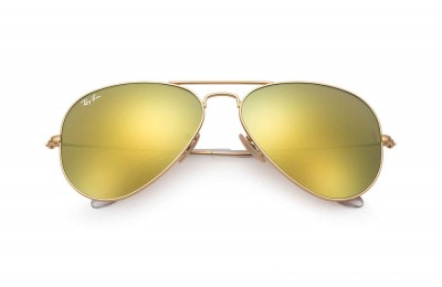 Ray-Ban AVIATOR FLASH LENSES - RB3025-112-93-58-14 - Ray Ban Black Friday Deal