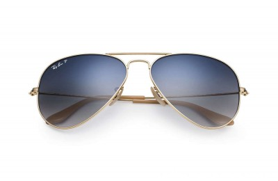 Ray-Ban AVIATOR GRADIENT - RB3025-001-78-58-14 - Ray Ban Black Friday Deal