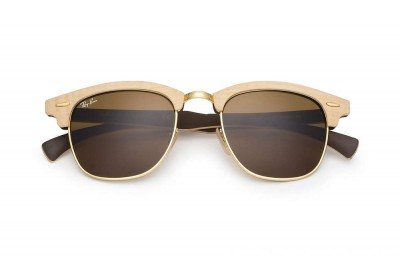 Ray-Ban CLUBMASTER WOOD - RB3016M-1179-51-21 - Ray Ban Black Friday Deal