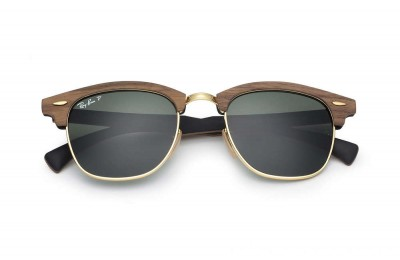 Ray-Ban CLUBMASTER WOOD - RB3016M-118158-51-21 - Ray Ban Black Friday Deal