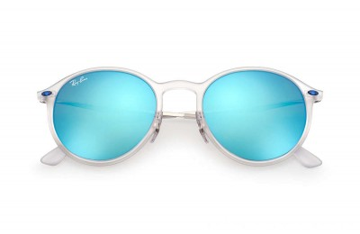 Ray-Ban ROUND LIGHT RAY - RB4224-646-55-49-20 - Ray Ban Black Friday Deal