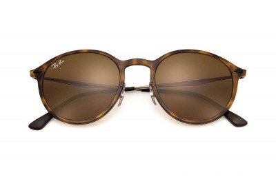 Ray-Ban ROUND LIGHT RAY - RB4224-894-73-49-20 - Ray Ban Black Friday Deal