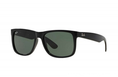 Ray-Ban JUSTIN CLASSIC - RB4165-601-71-54-16-  Ray Ban Black Friday Deal