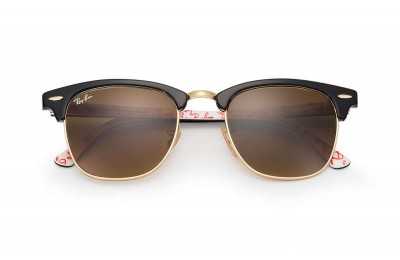 Ray-Ban CLUBMASTER @Collection - RB3016-101785-49-21 - Ray Ban Black Friday Deal