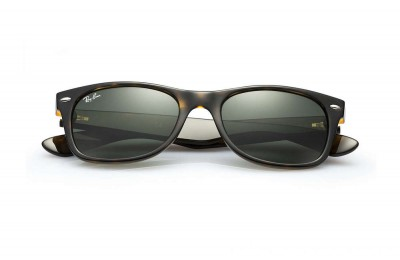 Ray-Ban NEW WAYFARER CLASSIC - RB2132-902-58-18 - Ray Ban Black Friday Deal