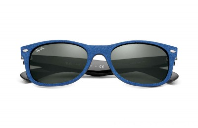 Ray-Ban NEW WAYFARER with ALCANTARA? - RB2132-6239-55-18 - Ray Ban Black Friday Deal