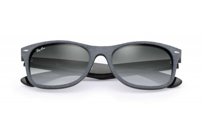 Ray-Ban NEW WAYFARER with ALCANTARA? - RB2132-624171-52-18 - Ray Ban Black Friday Deal