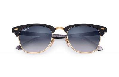 Ray-Ban CLUBMASTER @Collection - RB3016-120678-49-21 - Ray Ban Black Friday Deal