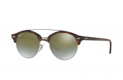 CLUBROUND DOUBLE BRIDGE - RB4346-62519J-51-19 - Ray Ban Black Friday Deal