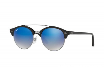 CLUBROUND DOUBLE BRIDGE - RB4346-62507Q-51-19 - Ray Ban Black Friday Deal