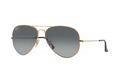 Ray-Ban AVIATOR GRADIENT - RB3026-197-71-62-14 - Ray Ban Black Friday Deal