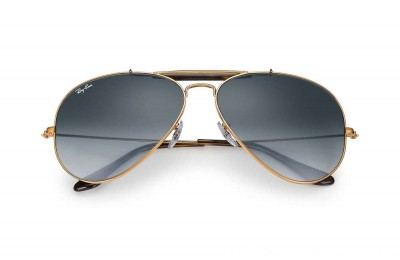 Ray-Ban AVIATOR OUTDOORSMAN II - RB3029-197-71-62-14 - Ray Ban Black Friday Deal
