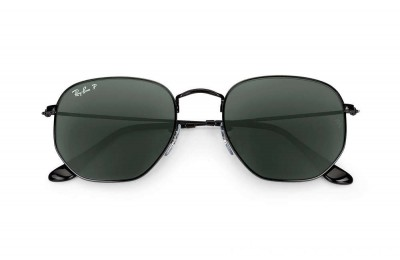 Ray-Ban HEXAGONAL FLAT LENSES - RB3548N-002-58-51-21 - Ray Ban Black Friday Deal