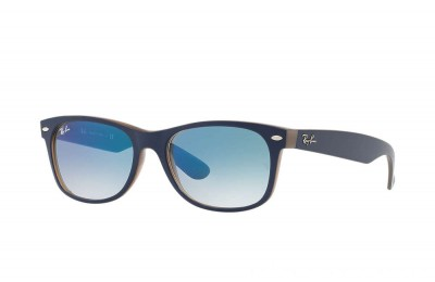 Ray-Ban NEW WAYFARER COLOR MIX - RB2132-63083F-55-18 - Ray Ban Black Friday Deal
