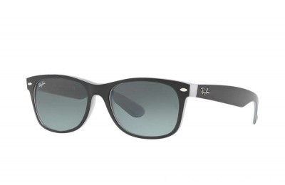 Ray-Ban NEW WAYFARER COLOR MIX - RB2132-630971-55-18 - Ray Ban Black Friday Deal
