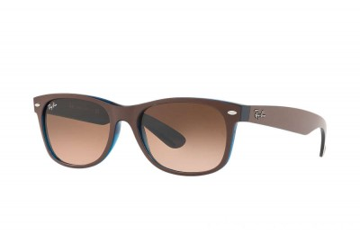 Ray-Ban NEW WAYFARER COLOR MIX - RB2132-6310A5-58-18 - Ray Ban Black Friday Deal