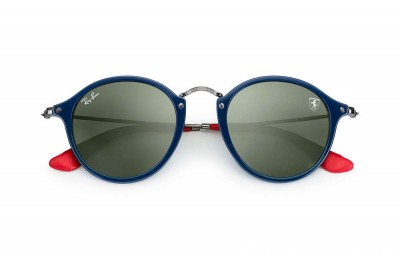 Ray-Ban RB2447NM SCUDERIA FERRARI COLLECTION - RB2447NM-F60631-49-21 - Ray Ban Black Friday Deal