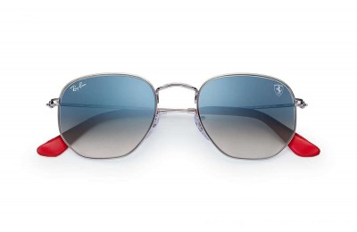 Ray-Ban RB3548NM SCUDERIA FERRARI COLLECTION - RB3548NM-F0073F-51-21 - Ray Ban Black Friday Deal