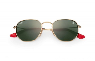 Ray-Ban RB3548NM SCUDERIA FERRARI COLLECTION - RB3548NM-F00831-51-21 - Ray Ban Black Friday Deal