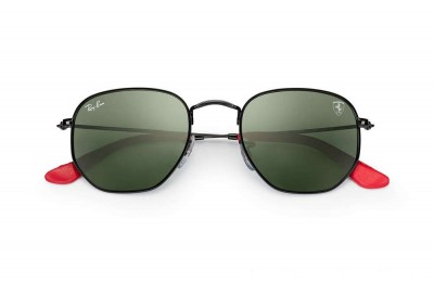 Ray-Ban RB3548NM SCUDERIA FERRARI COLLECTION - RB3548NM-F00931-51-21 - Ray Ban Black Friday Deal