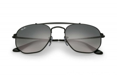 Ray-Ban MARSHAL - RB3648-002-71-54-21 - Ray Ban Black Friday Deal