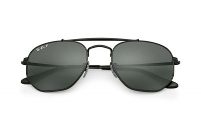 Ray-Ban MARSHAL - RB3648-002-58-51-21 - Ray Ban Black Friday Deal