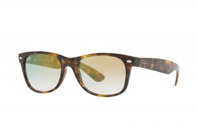 Ray-Ban NEW WAYFARER FLASH GRADIENT LENSES - RB2132-710-Y0-52-18 - Ray Ban Black Friday Deal