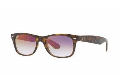 Ray-Ban NEW WAYFARER FLASH GRADIENT LENSES - RB2132-710-S5-52-18 - Ray Ban Black Friday Deal
