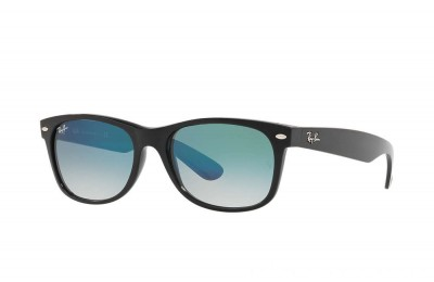 Ray-Ban NEW WAYFARER FLASH GRADIENT LENSES - RB2132-901-3A-52-18 - Ray Ban Black Friday Deal