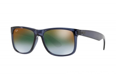 Ray-Ban JUSTIN FLASH GRADIENT LENSES - RB4165-6341T0-51-16-  Ray Ban Black Friday Deal