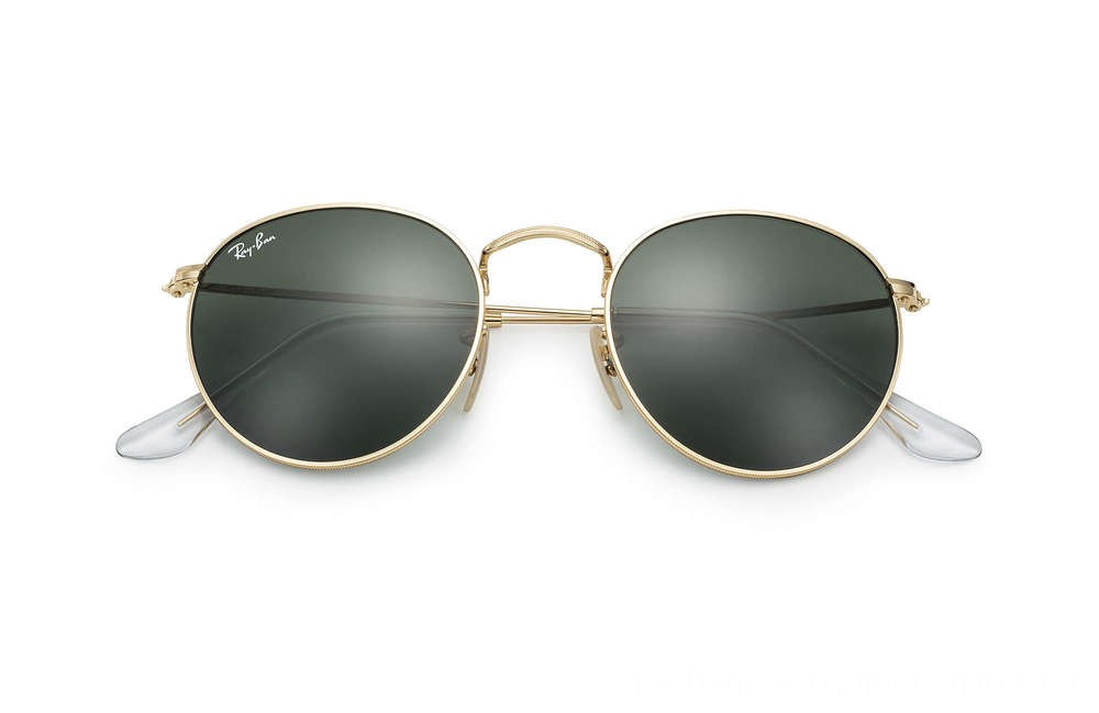 Ray-Ban ROUND METAL - RB3447-001-50-21 - Ray Ban Black Friday Deal