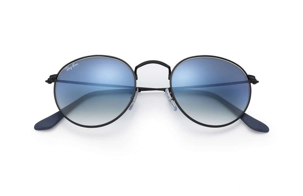 Ray-Ban ROUND METAL - RB3447-006-3F-50-21 - Ray Ban Black Friday Deal