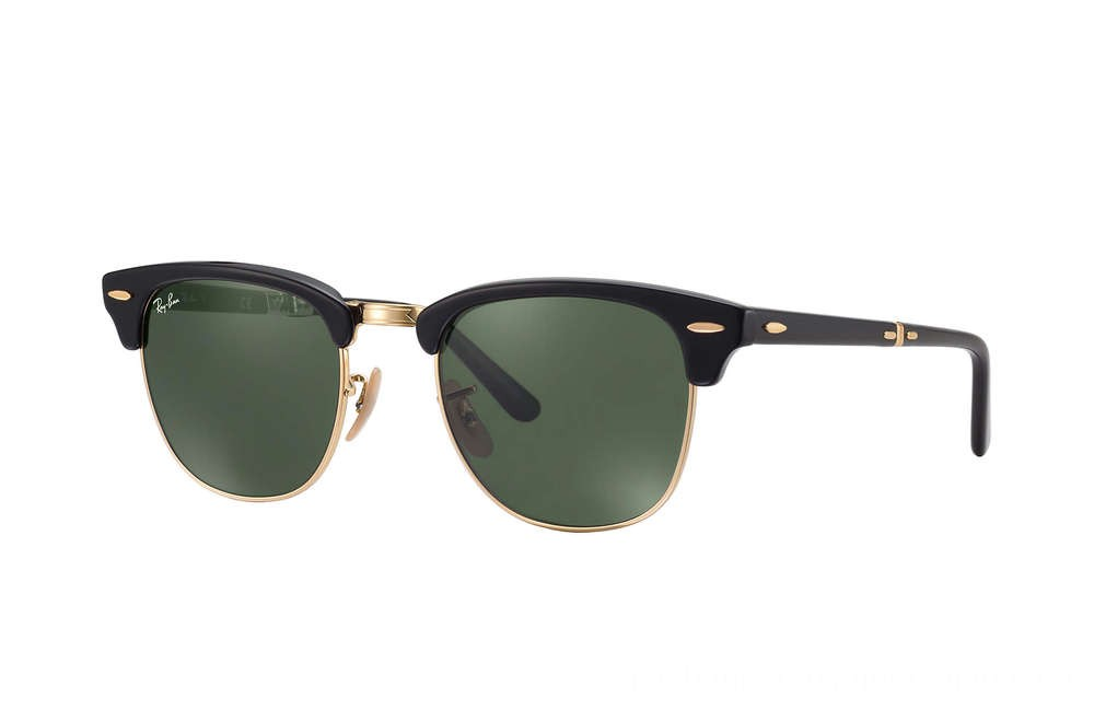 Ray-Ban CLUBMASTER FOLDING - RB2176-901-51-21 - Ray Ban Black Friday Deal