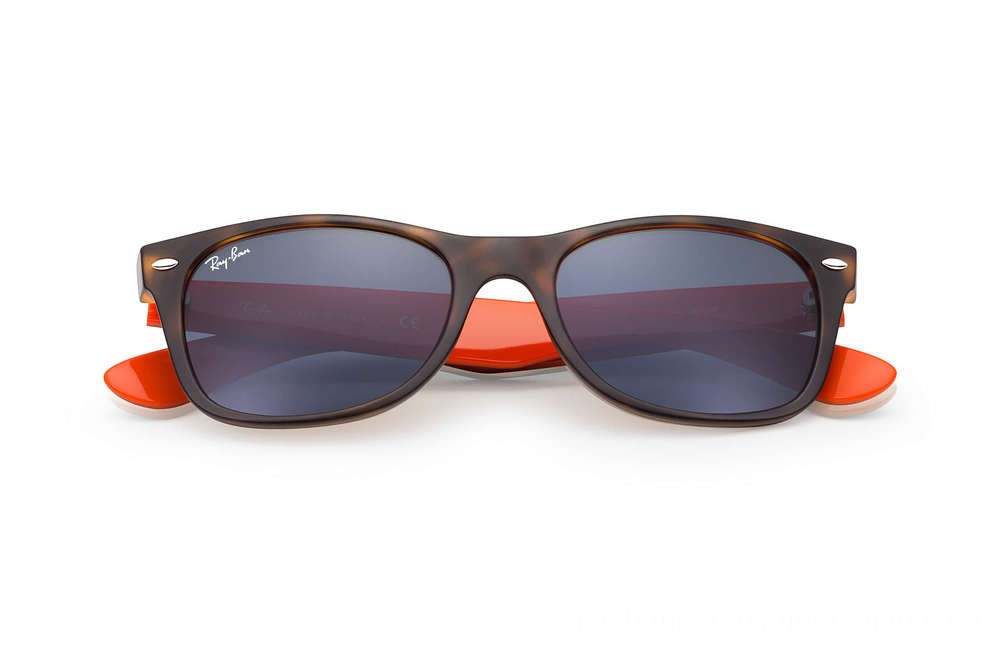 Ray-Ban NEW WAYFARER BICOLOR - RB2132-6180R5-52-18 - Ray Ban Black Friday Deal