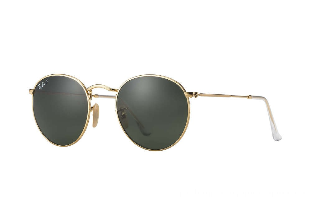 Ray-Ban ROUND METAL - RB3447-112-58-50-21 - Ray Ban Black Friday Deal