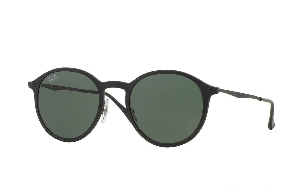 Ray-Ban ROUND LIGHT RAY - RB4224-601S71-49-20 - Ray Ban Black Friday Deal