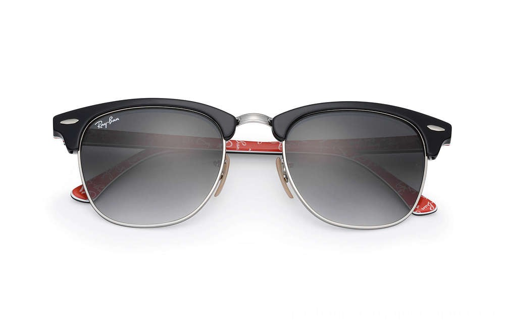 Ray-Ban CLUBMASTER @Collection - RB3016-101671-49-21 - Ray Ban Black Friday Deal