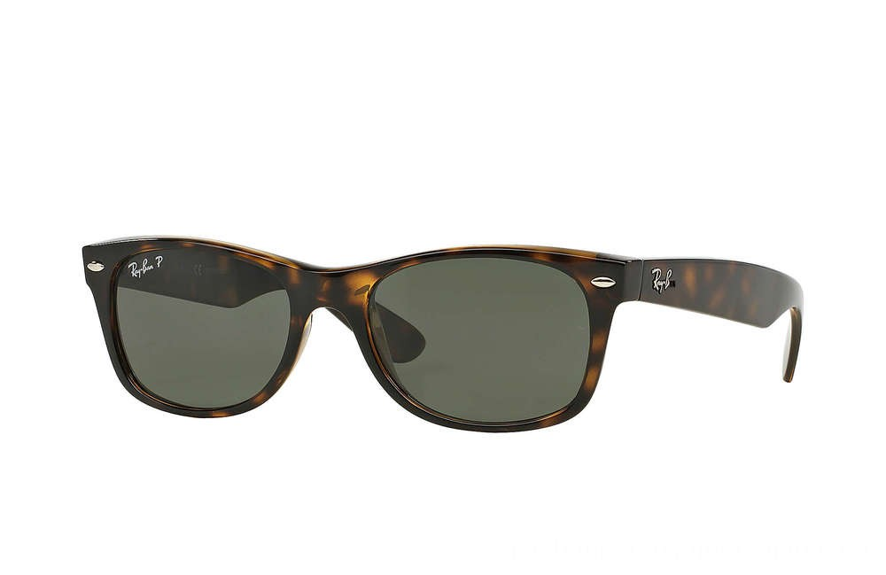 Ray-Ban NEW WAYFARER CLASSIC - RB2132-902-58-58-18 - Ray Ban Black Friday Deal