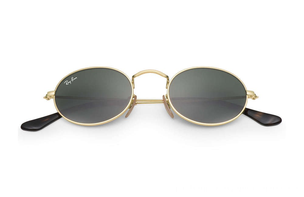 Ray-Ban OVAL FLAT LENSES - RB3547N-001-51-21 - Ray Ban Black Friday Deal