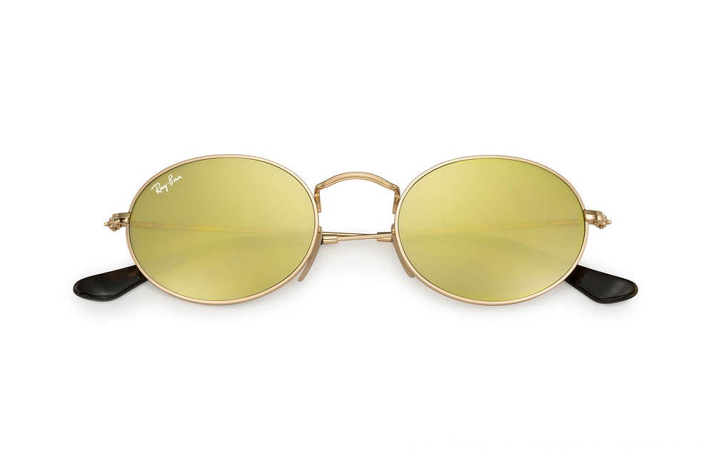 Ray-Ban OVAL FLAT LENSES - RB3547N-001-93-51-21 - Ray Ban Black Friday Deal