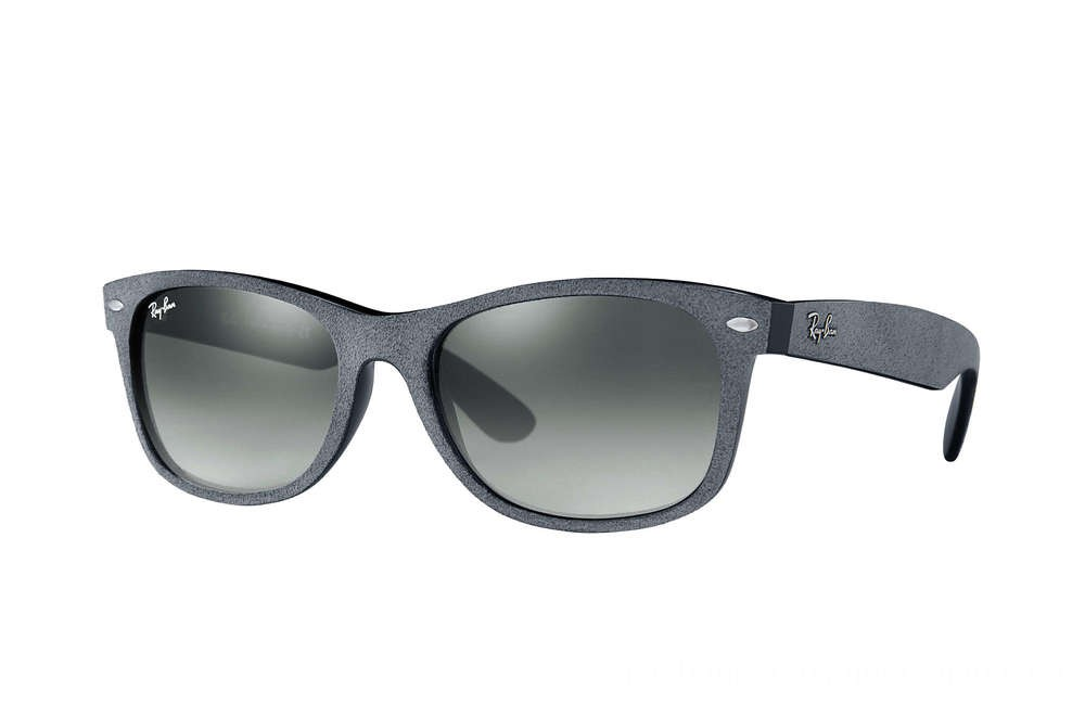 Ray-Ban NEW WAYFARER with ALCANTARA? - RB2132-624171-55-18 - Ray Ban Black Friday Deal