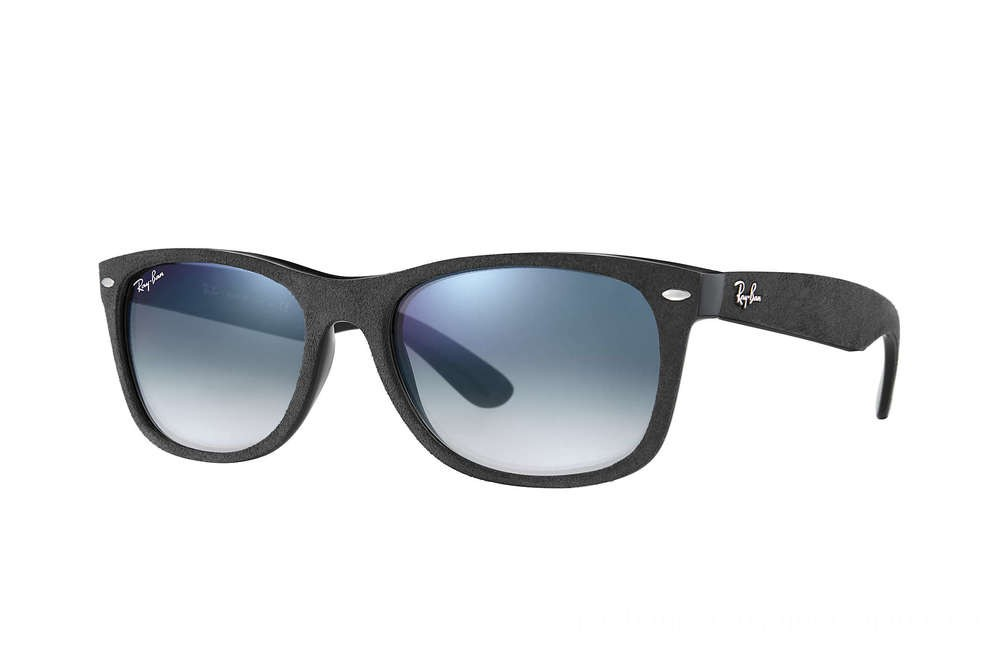 Ray-Ban NEW WAYFARER with ALCANTARA? - RB2132-62423F-58-18 - Ray Ban Black Friday Deal