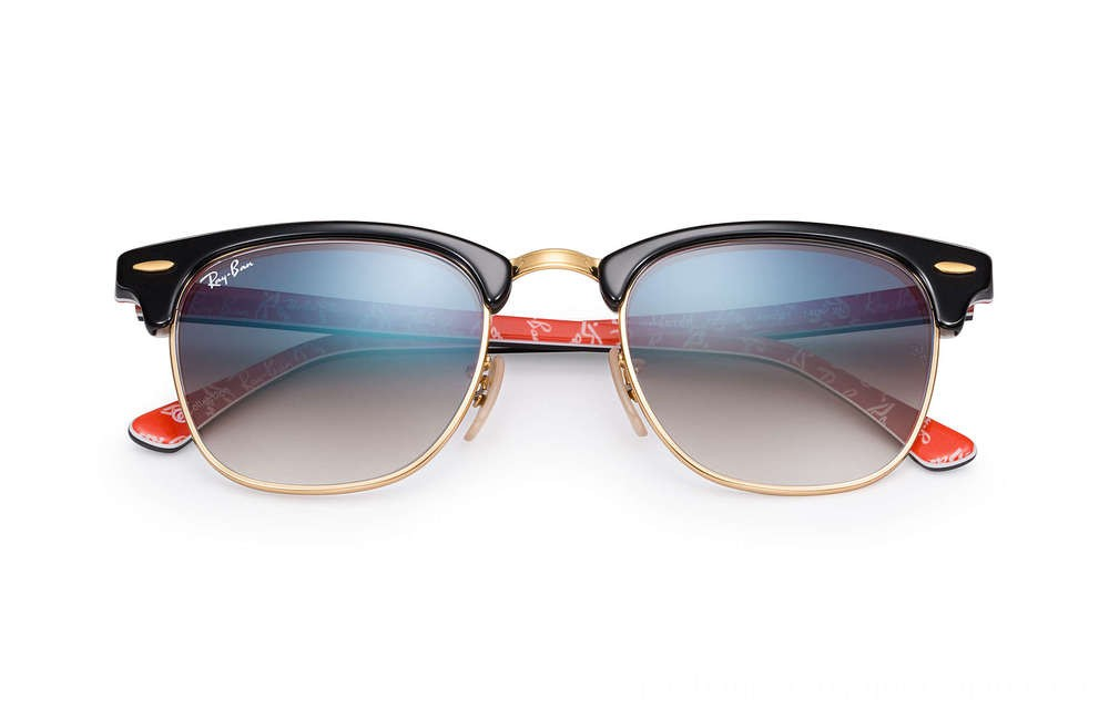 Ray-Ban CLUBMASTER @Collection - RB3016-12053F-49-21 - Ray Ban Black Friday Deal