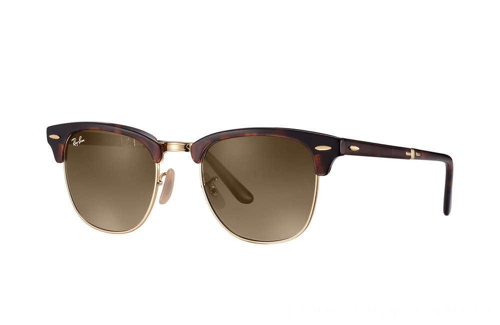Ray-Ban CLUBMASTER FOLDING @COLLECTION - RB2176-990-85-51-21 - Ray Ban Black Friday Deal
